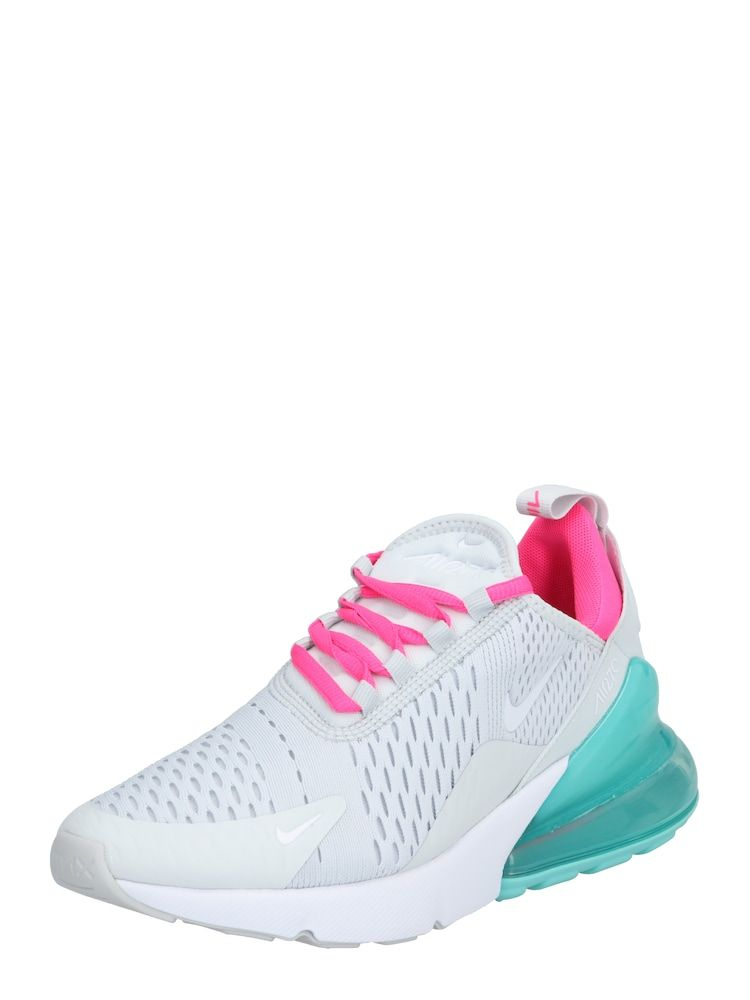 Nike Sportswear Sneaker Air Max 270 Damen Turkis Pink Weiss Grosse 43 Sneaker Nike Sportswear Nike