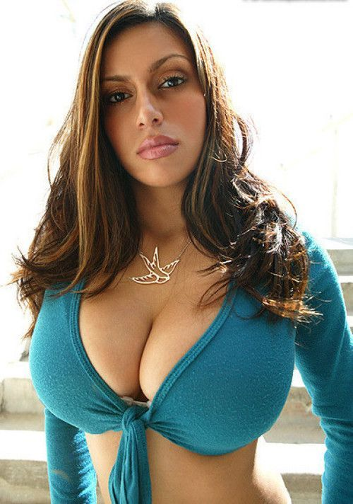Busty Latina Models