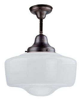 Dvi Schoolhouse Semi Flush Ceiling Light At Lowe S Canada Find Our Selection Of Lights The Lowest Price Guaranteed With