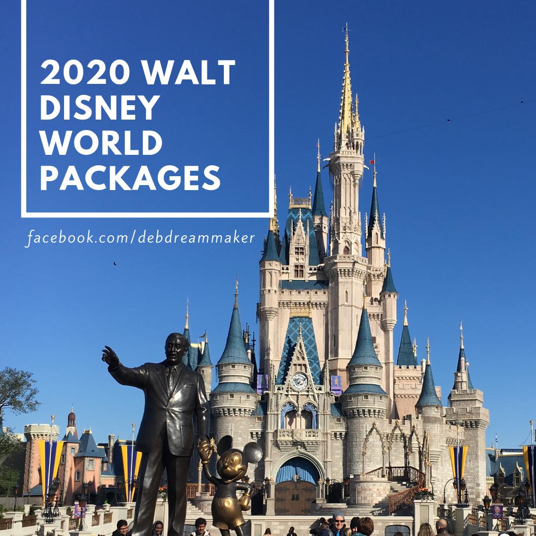 Ready to start planning that 2020 Walt Disney World