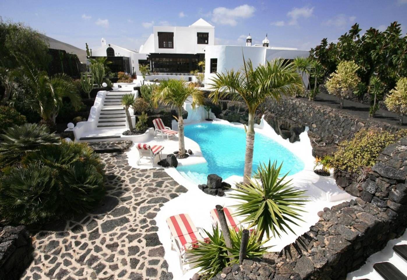 Casa Teiga view Lanzarote, Canary islands, Outdoor