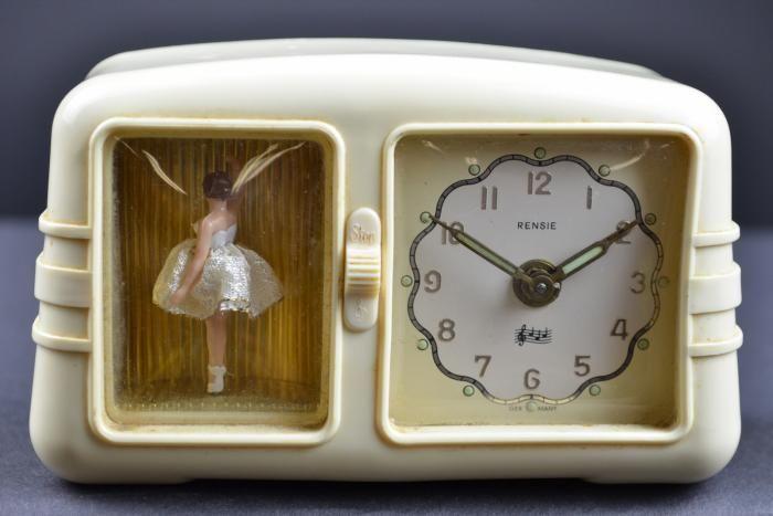 Rensie Watch Co Ballerina Alarm Clock 2 875 Alarm Clock Unique Alarm Clocks Clock