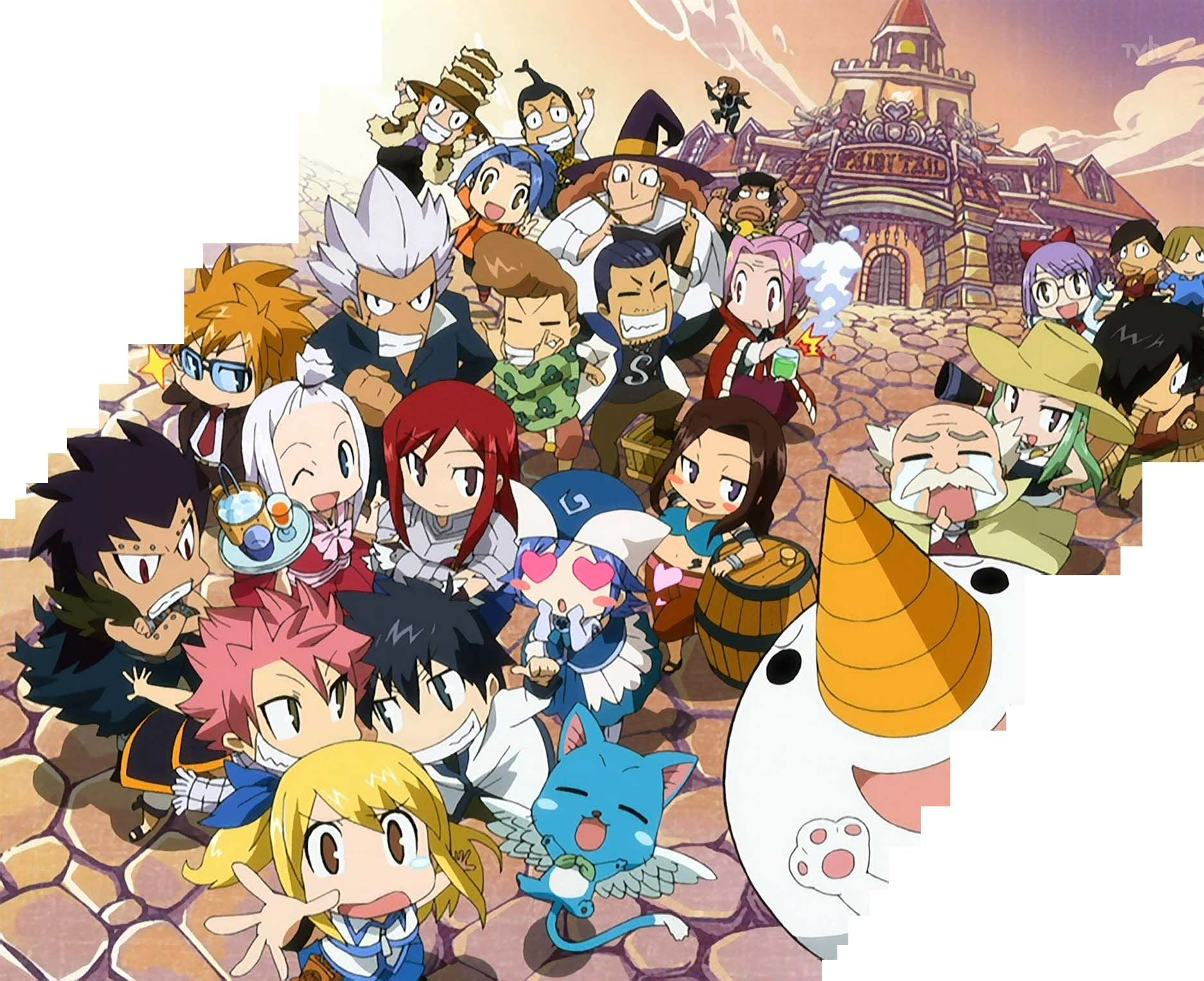 fairy tail wallpaper  Fairy Tail Pinterest Fairy tail girls