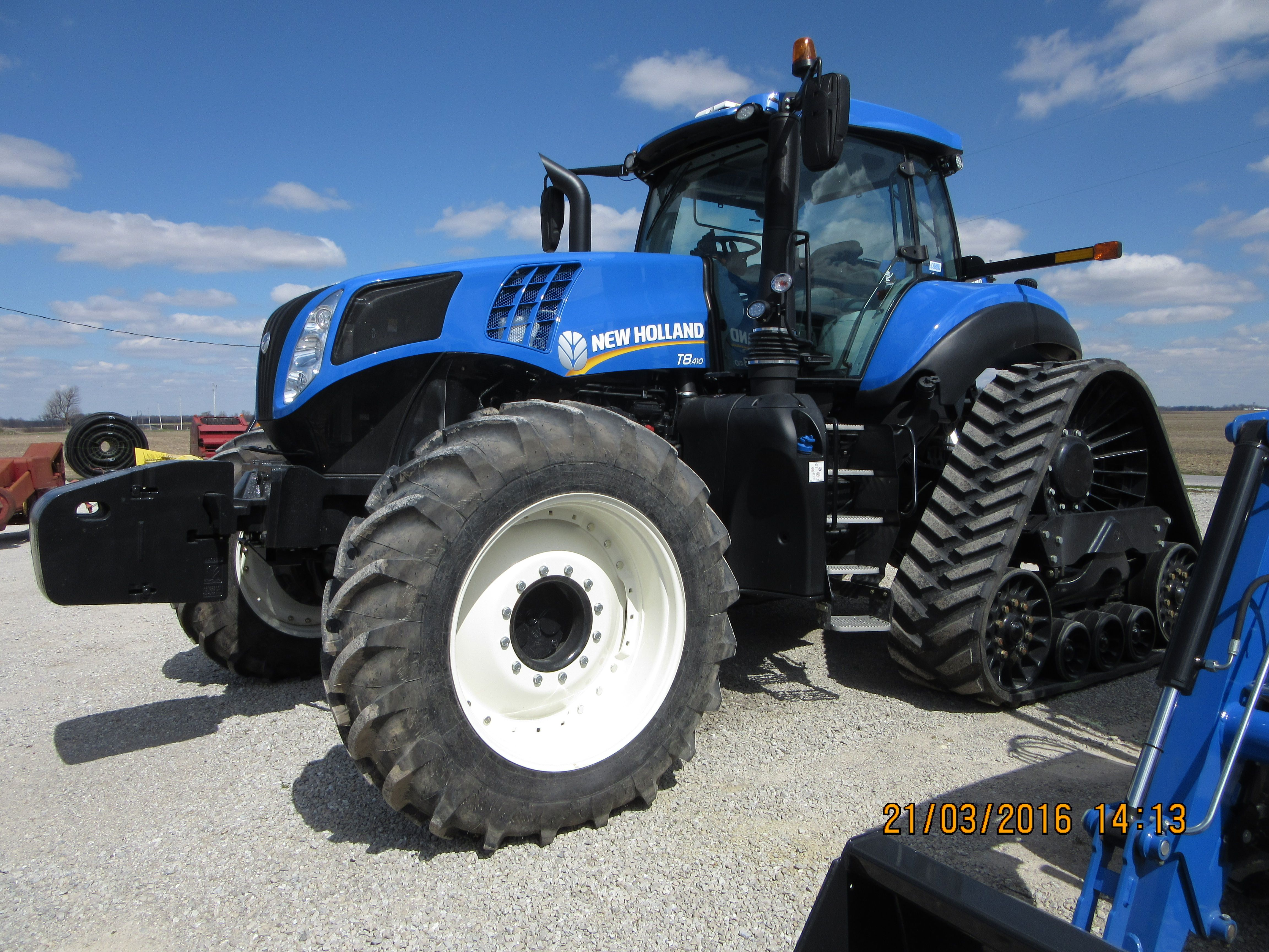 8 best new holland t8 fwd smart track images on pinterest running new holland t8410 smart trax fandeluxe Gallery
