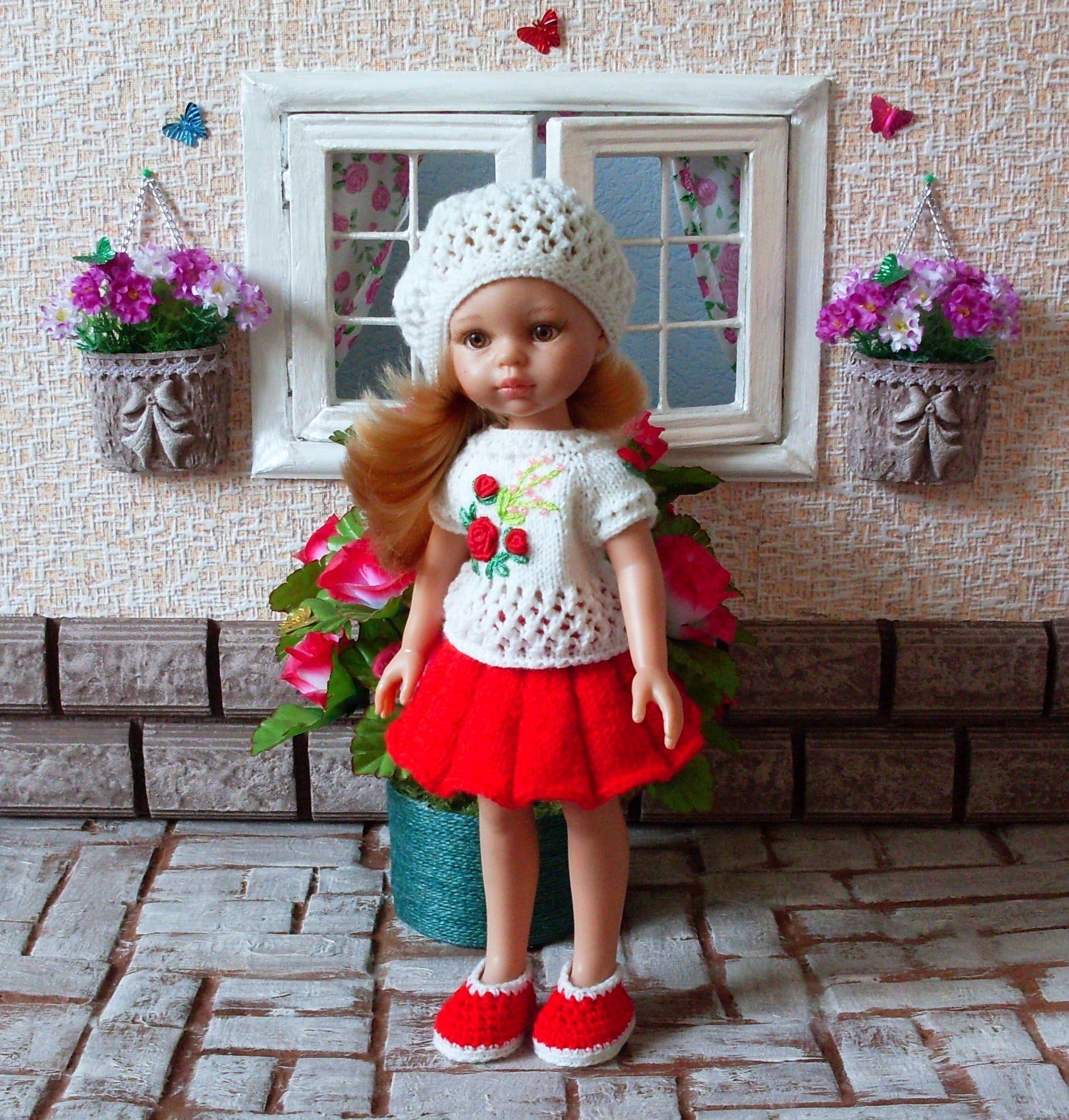 Испанские куклы Paola Reina   Кукольная одежда, Идеи наряда, Одежда для кукол