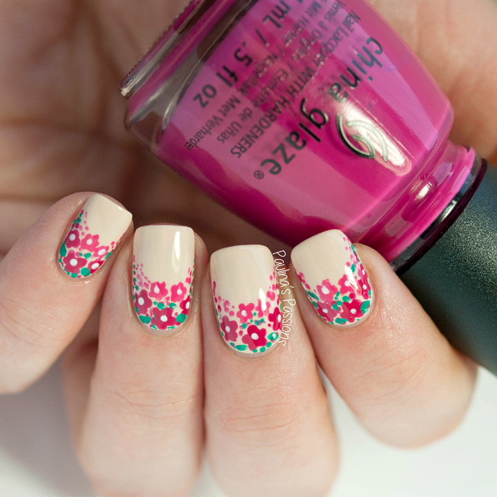 's This Nail Art! Floral Nail Art Designs For Spring