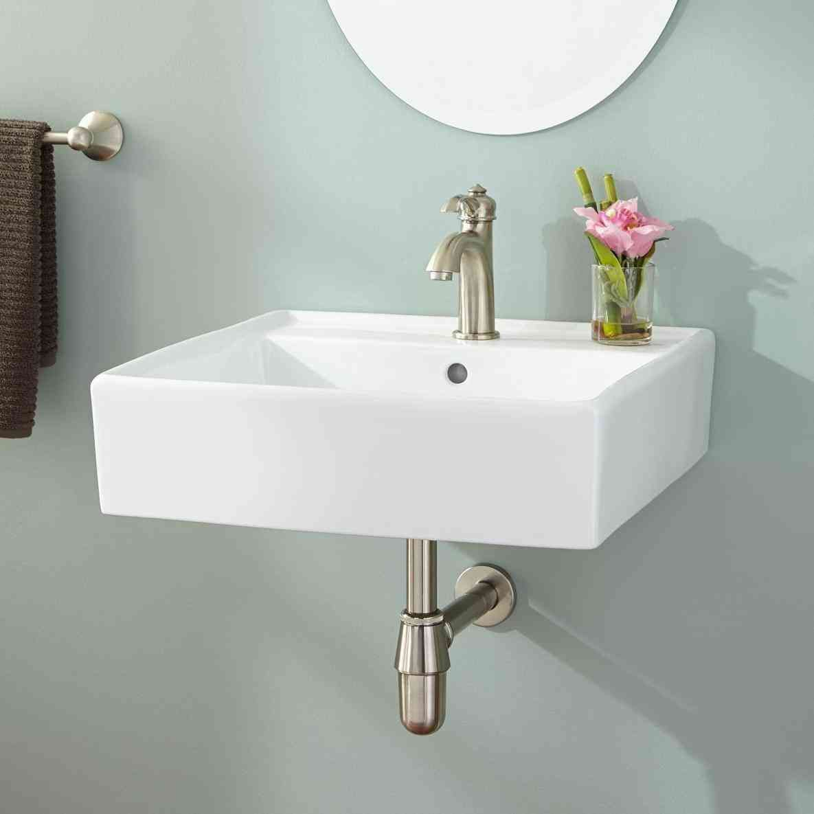 New Post Sink Types Bathroom