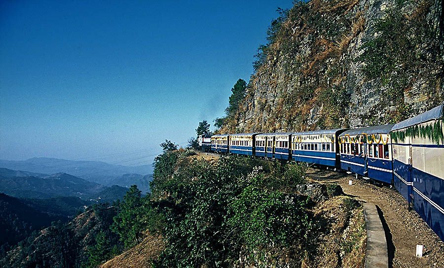 Most Beautiful Train Routes in India