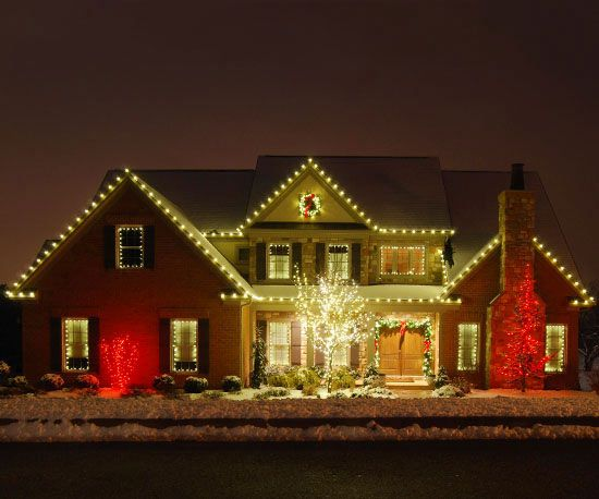 10 tips for outdoor holiday lighting