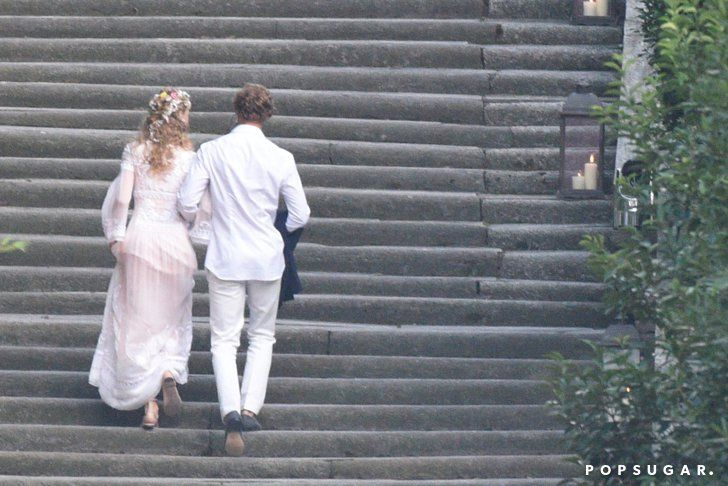 Pin for Later: Monaco's Royal Wedding Gives Kate and Will a Run For Their Money — See the Snaps!