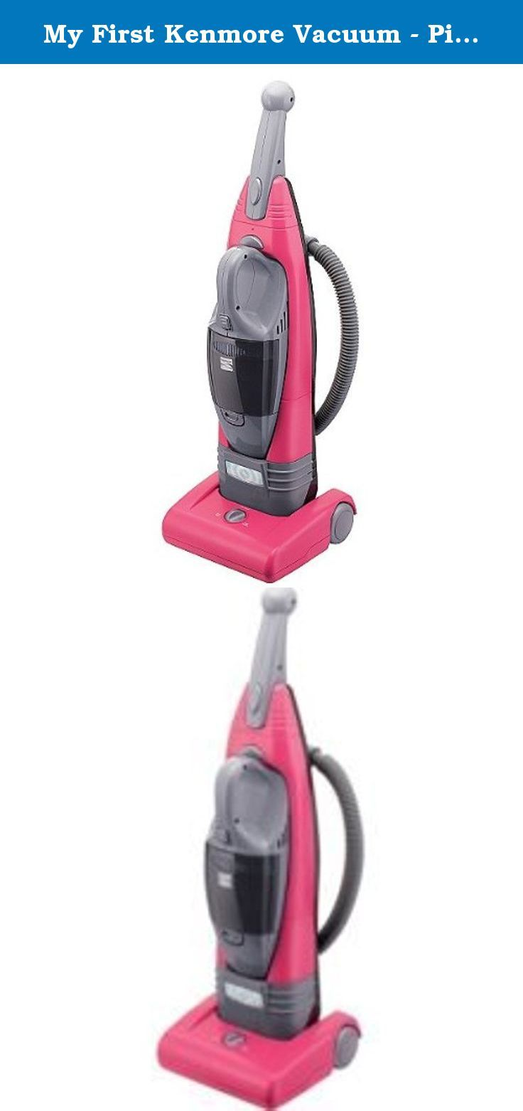 My First Kenmore Vacuum Pink With Detachable Hand Vac And Pull Out Extension Tube My First Kenmore Double Duty 2 In 1 T Kenmore Vacuum C Batteries Vacuums
