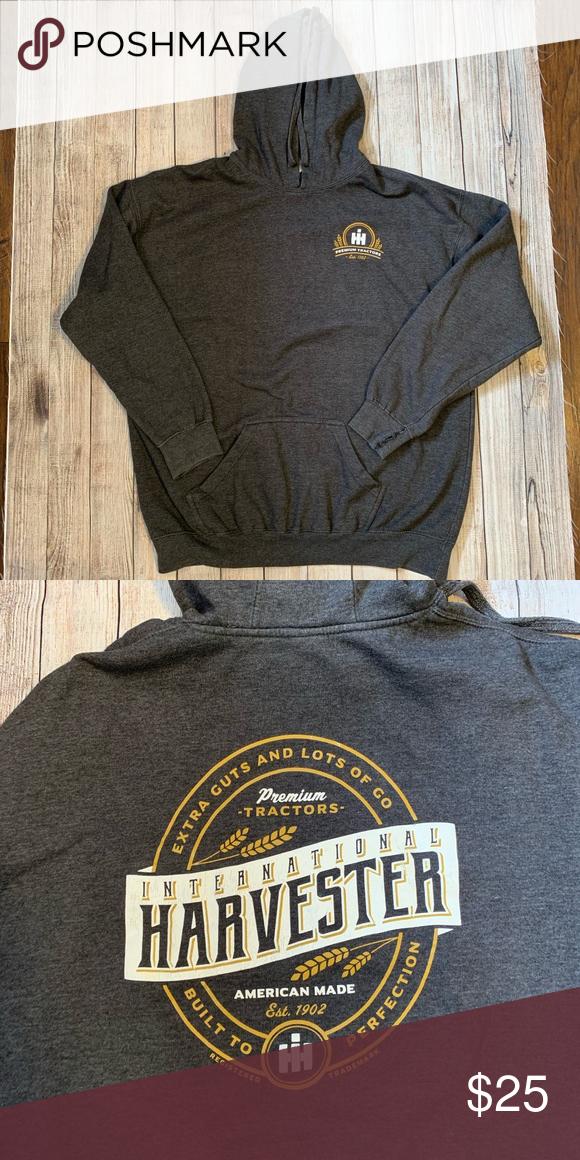 International Harvester Hoodie Sweatshirts Hoodie Hoodies Sweatshirt Shirt
