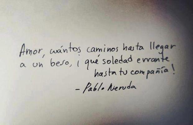 Pablo Neruda 10 Frases Para Dedicar Poetry Poesia Pinterest