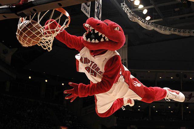 98da67f2e6a How to Cheer for the Toronto Raptors   dinosaurs i envy   Toronto ...