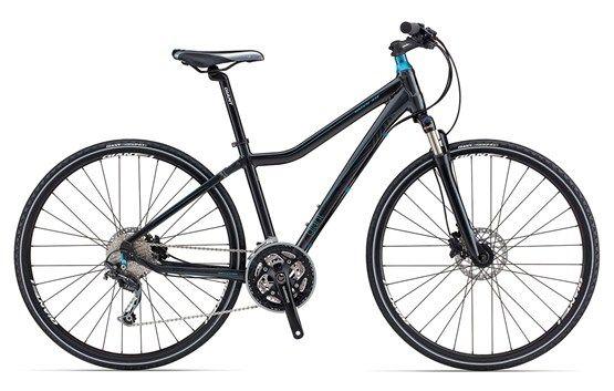 Giant Rove Xr Dd Comfort Cross Sport Bike Giant Bikes Bike