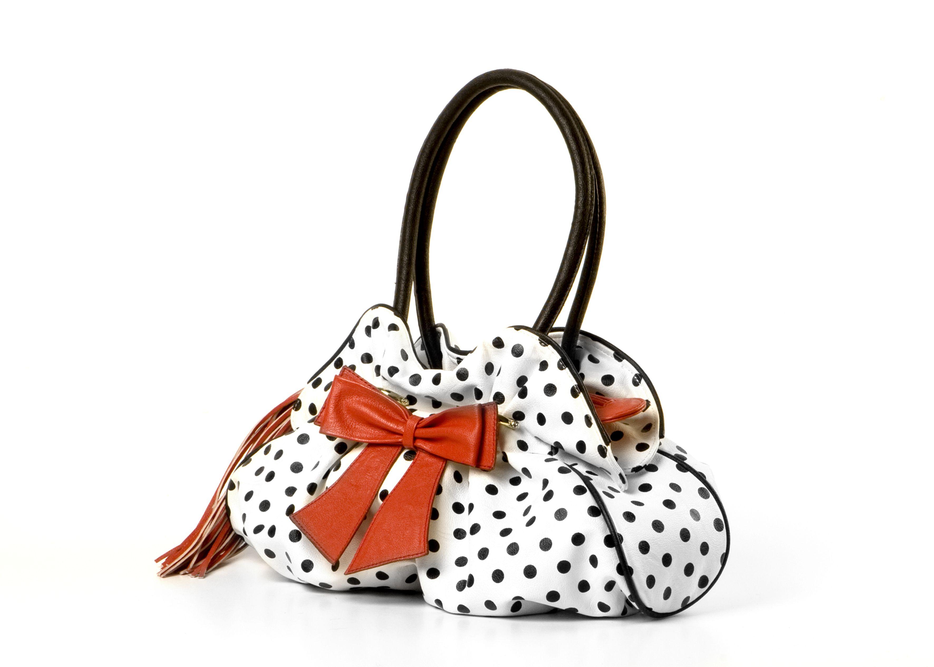 Ausgefallene Handtaschen Trendige Handtaschen Mit Punkten Purses