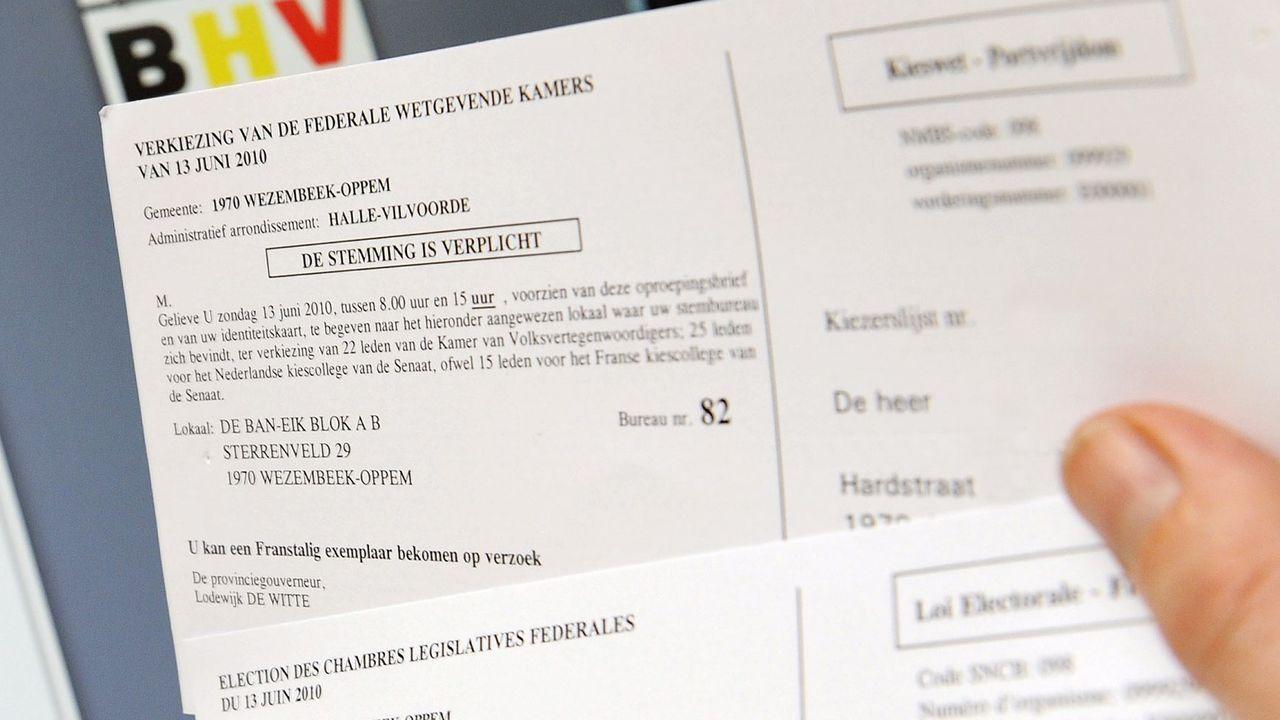De Verkiezingen Vallen Op 14 Oktober 2018 Er Wordt Dan Een Nieuwe