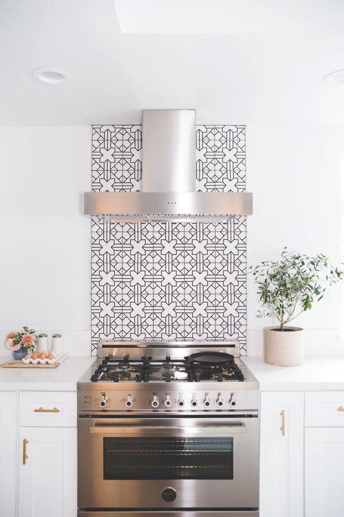 Planning Your ReTilement Tile Kitchentile Bathroomtile France Inspiration Painting Kitchen Tile Backsplash Plans