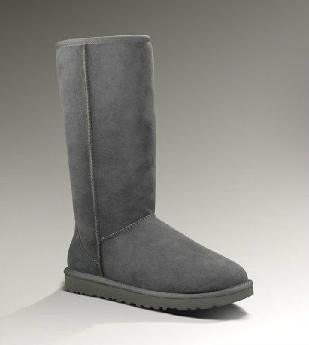 uggs classic tall grey sale