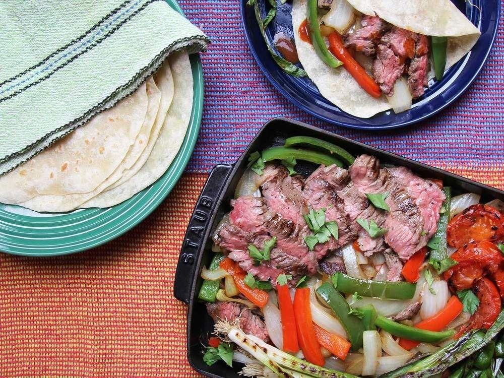 Fajitas | Fajitas, Southern recipes, Salad with sweet potato