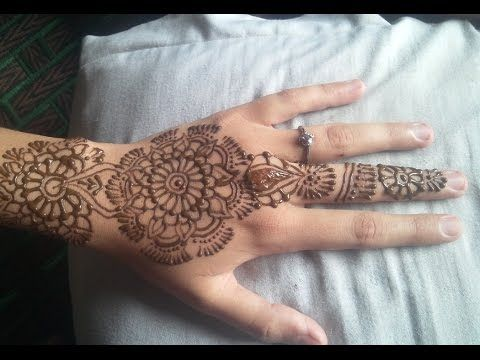 new mehndi designs 2017 for hands = simple beautiful Mehndi Design new 2017