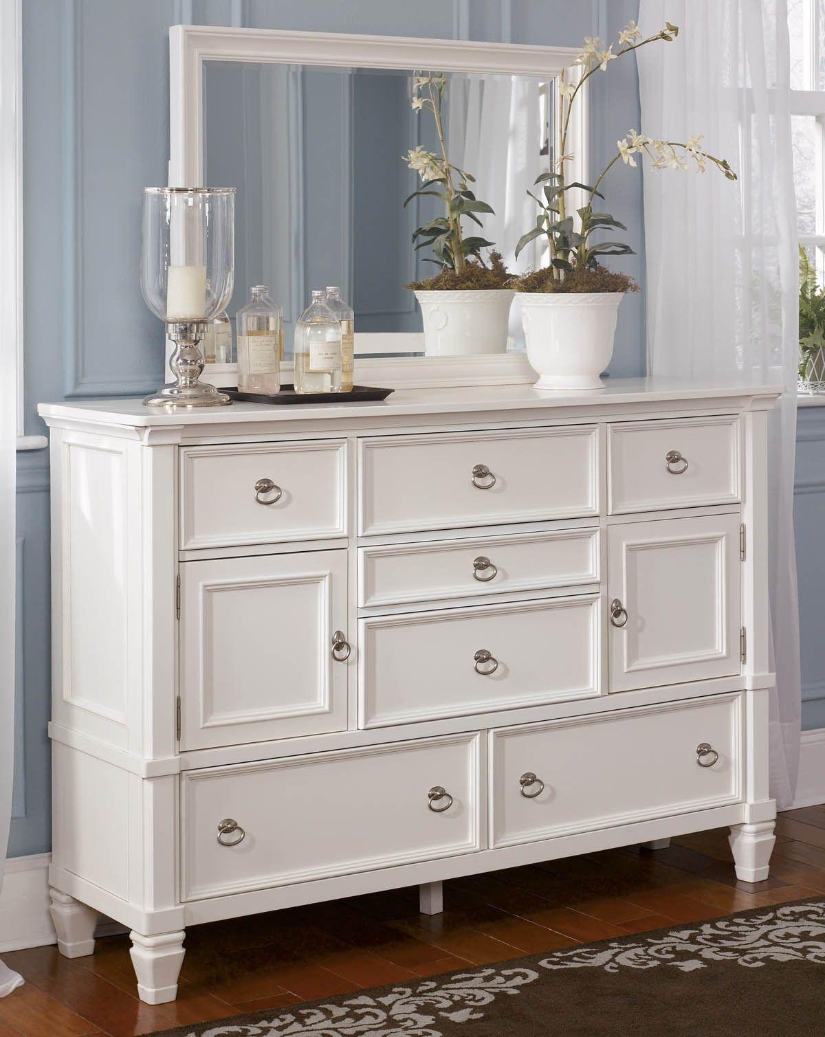 Prentice Dresser (With images) White dresser bedroom
