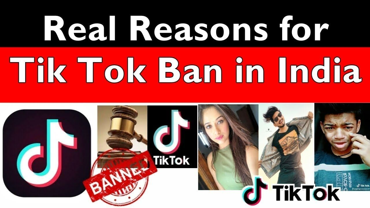 Why Did Tiktok Get Banned In India Data Security Banned India