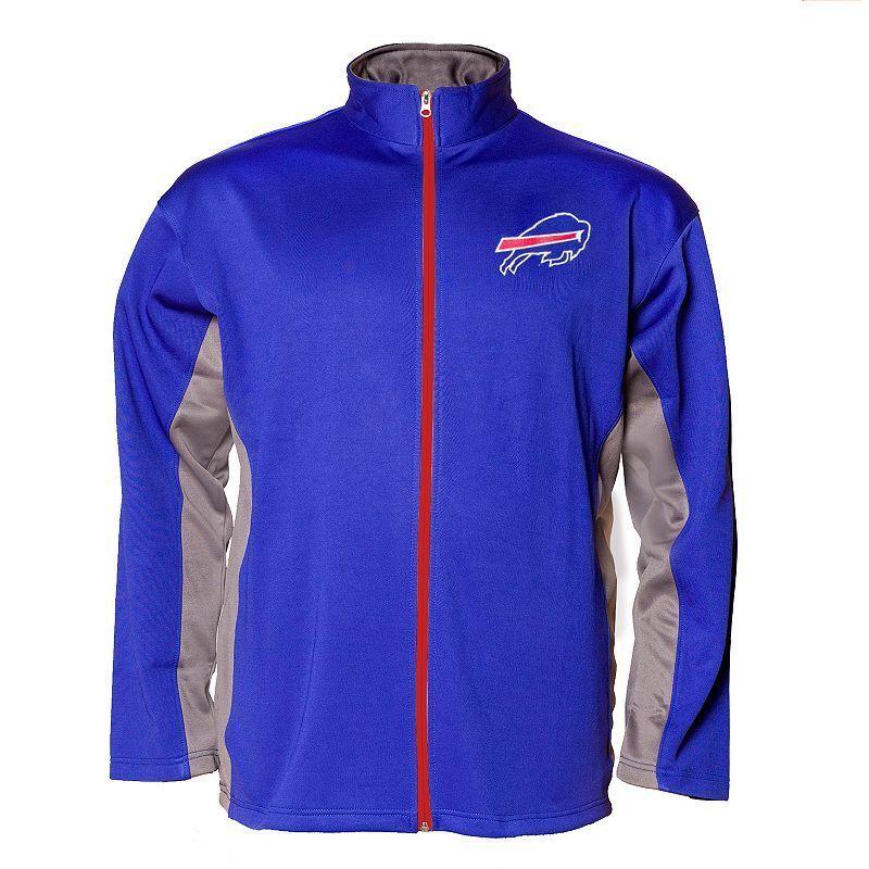 Big & Tall Buffalo Bills Jacket, Men's, Size: L Tall, Blue