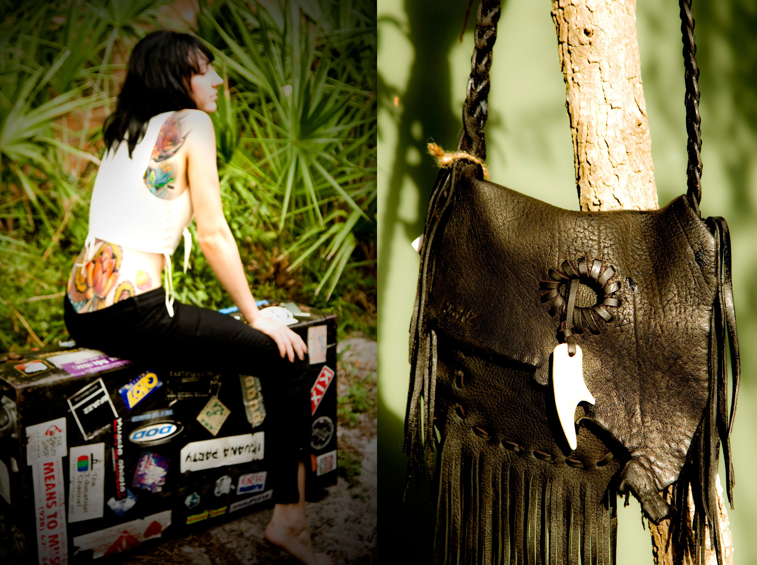Jimmi Wz Hand Wrought Bags Available At La Vie Est Belle