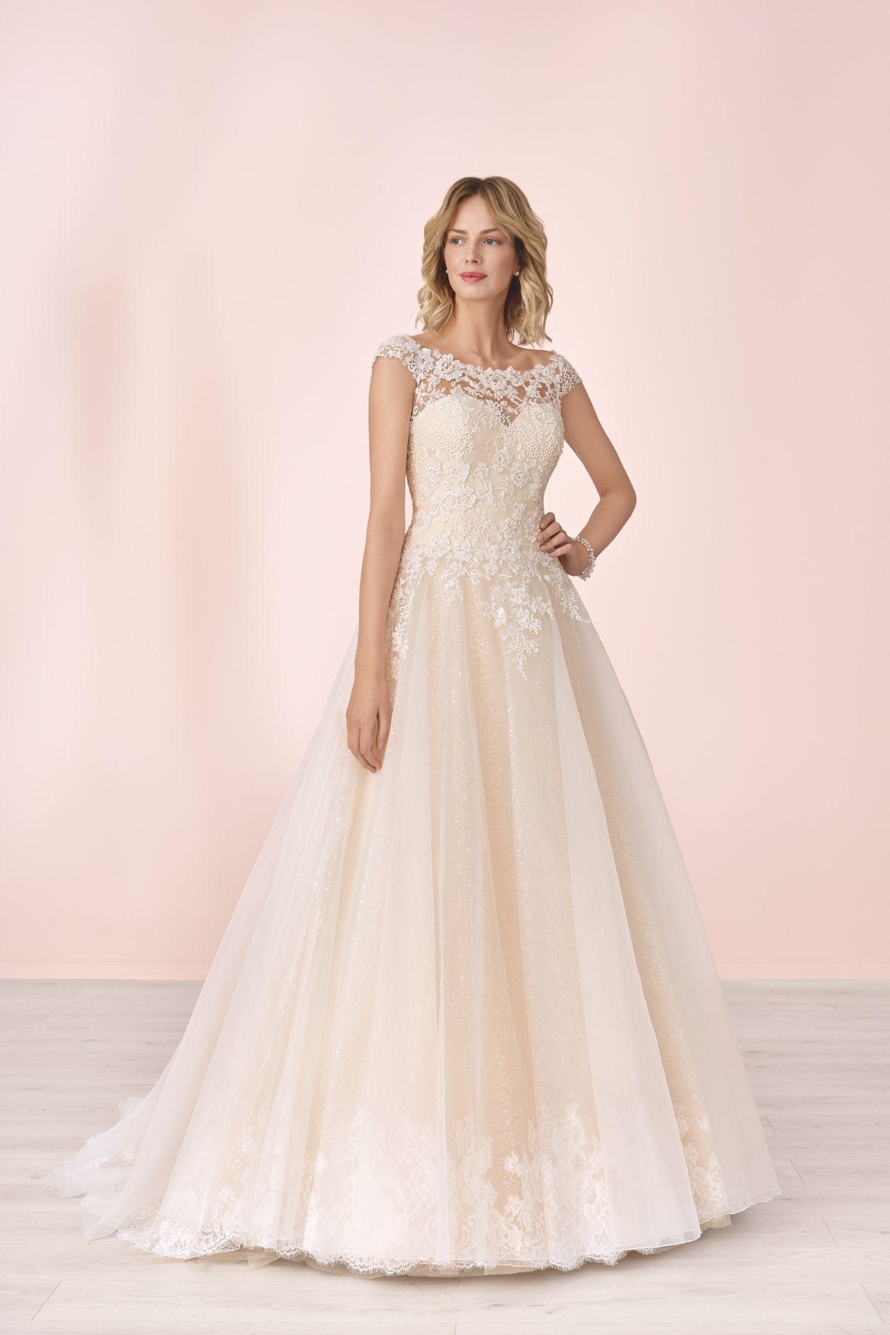 Brautkleid Elizabeth Konin 2019 - 4102T-1   Kleid hochzeit ...