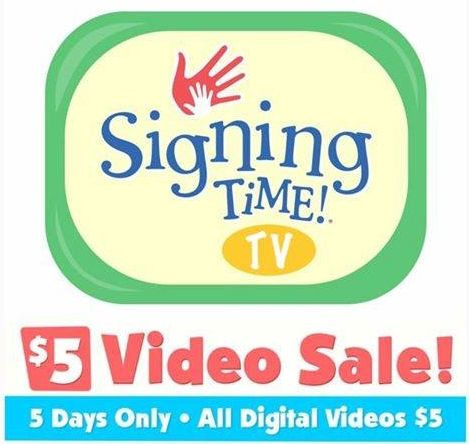 Great deal on digital signingtime and babysigningtime videos 5 what are some of the advantages of teaching your baby sign language this infographic shows a few of the many benefits of baby sign language fandeluxe Choice Image