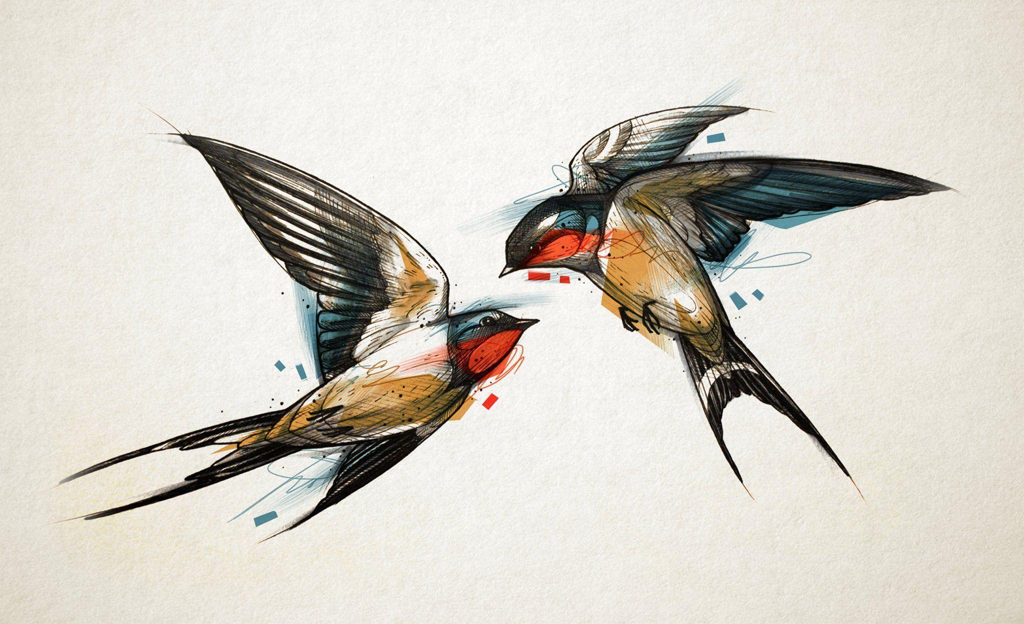 Tatouagesminimes Tatouagesdejambes In 2020 Bird Art Art Inspiration Birds Tattoo