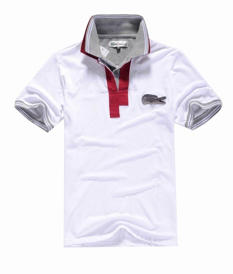 cheap ralph lauren Lacoste Short Sleeve Oversized Crocodile Pique Polo Shirt White http://www.poloshirtoutlet.us/