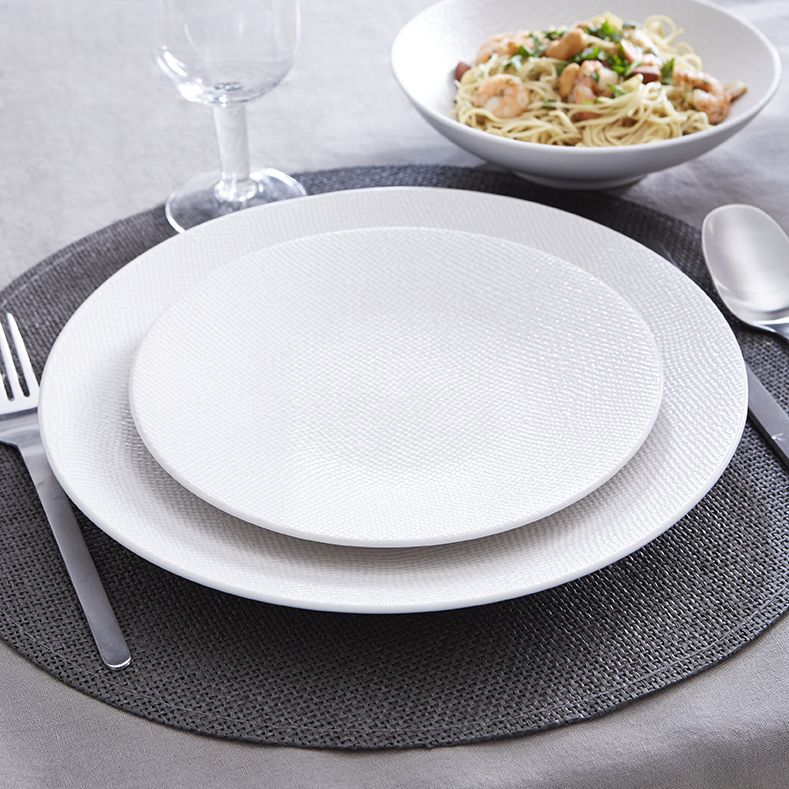 Assiettes blanches - Idées déco   art de la table   Pinterest ...