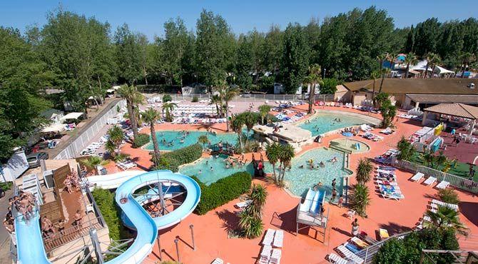 Le plus Grand Parc Aquatique Résidentiel de France ! Un magnifique