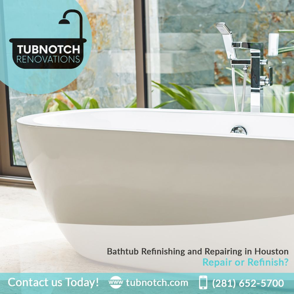 Why Bathtub Refinishing is better than replacement? In the industry ...