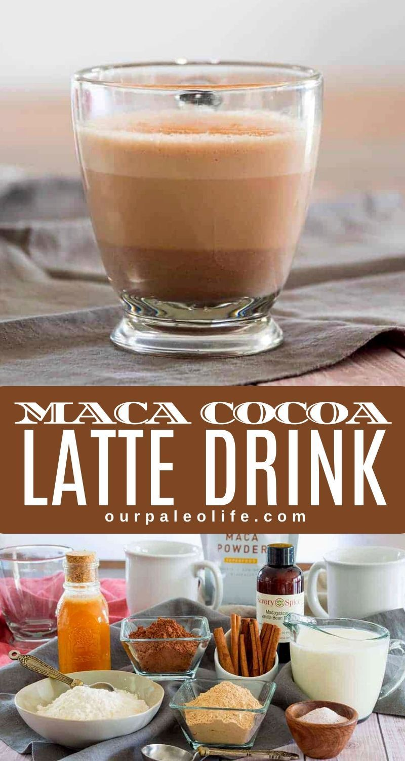 can i drink maca in keto diet
