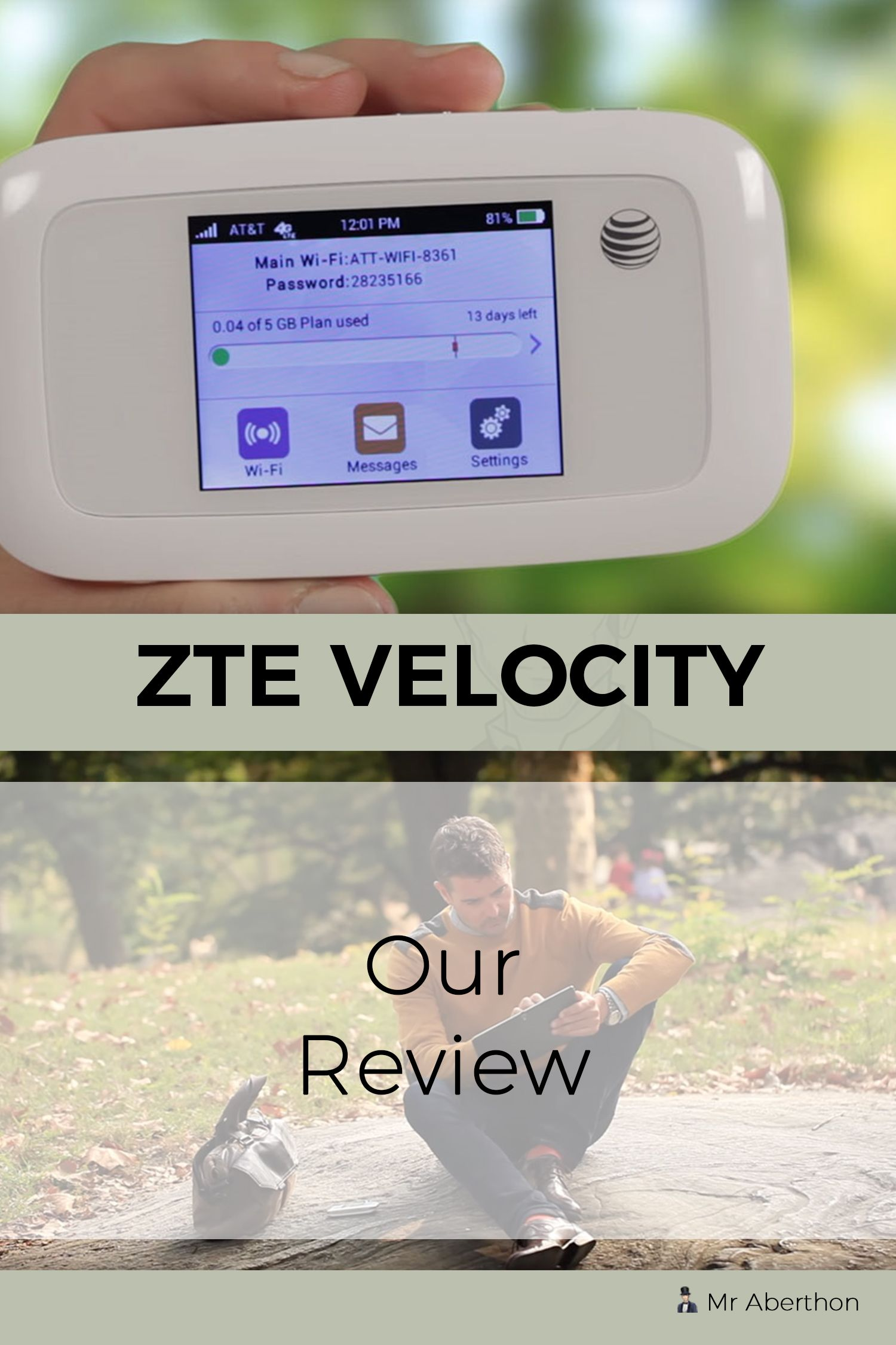 ZTE Velocity Review | Phone and Hotspot Reviews
