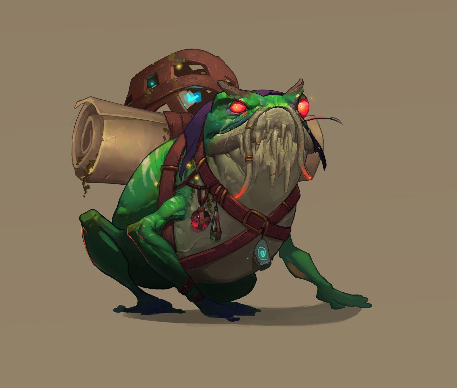 Artstation Swamp Traveler Labros Panousis Swamp Creature Fantasy Inspiration Creature Design