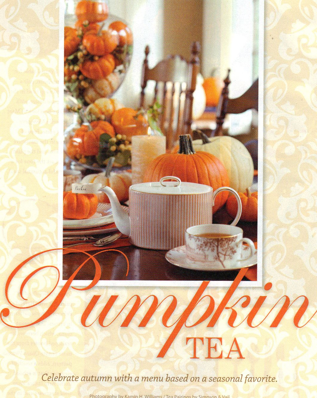 Simpson and Vail was featured in the Septenber/October issue of Tea Time Magazine #TeaTime #SVTEA  http://www.svtea.com/