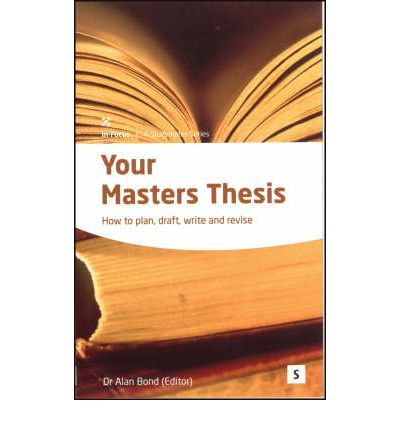 Master thesis online buy