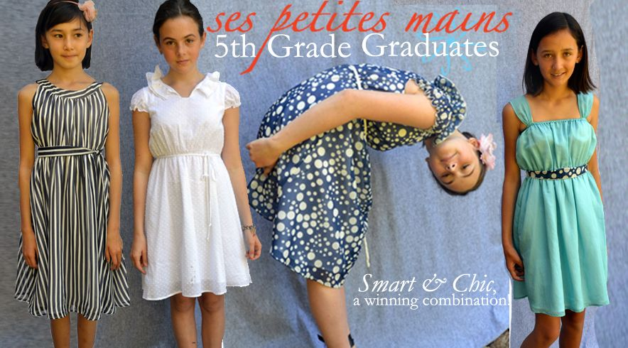 5th Grade Graduation Dresses For Girls Tweens By Ses Petites