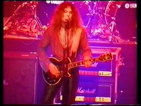 Thin Lizzy The Boys Are Back In Town Live Karlsruhe 2000 Underground Live Tv Recording Thin Lizzy Live Tv Underground Living
