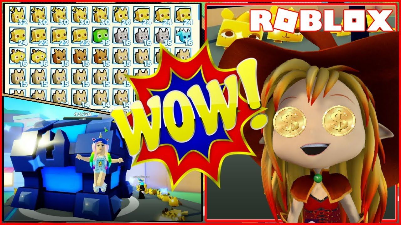 Trading And Huge Chests Roblox Pet Simulator 2 In 2020