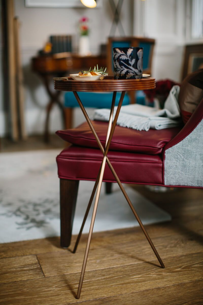 Gin Huffer Occasional Table