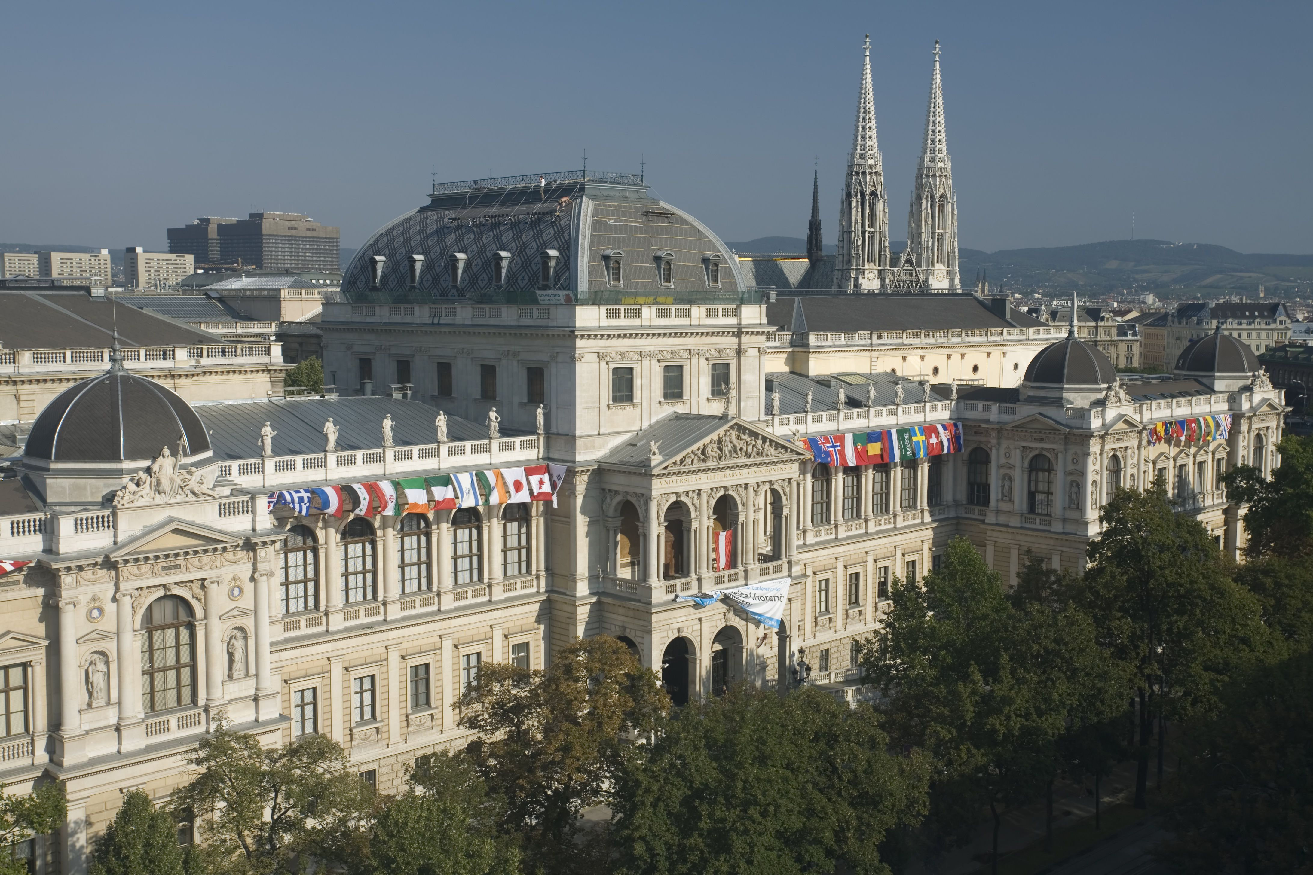 Universität Wien Universität Wien University Of Vienna