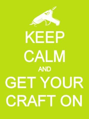 love to craft.