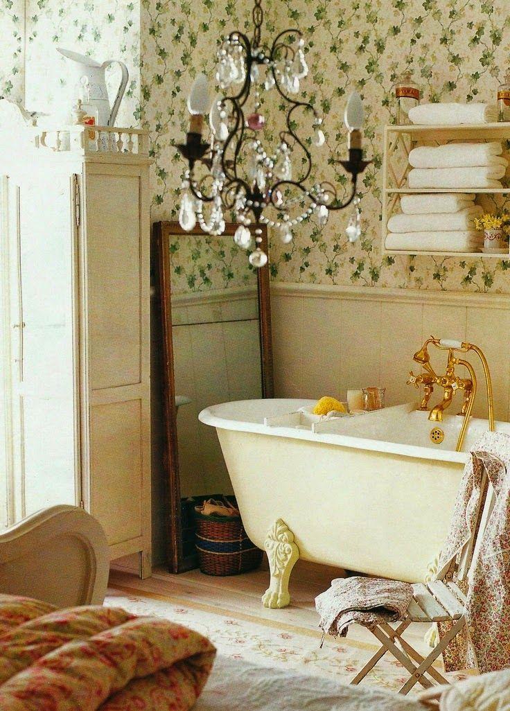 Serie Ooh La La Chic Bathrooms Shabby Chic Decor Romantic