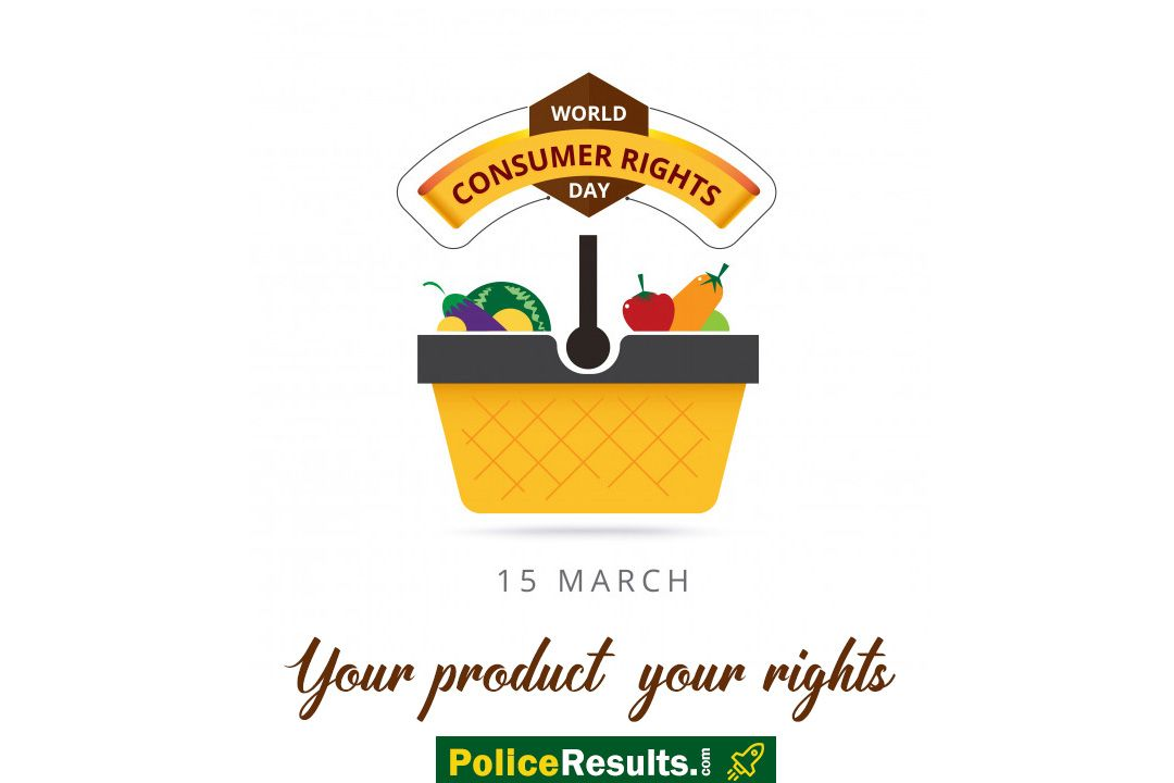 World Consumer Rights Day 2020 Theme Slogan Quotes Importance Images Celebration And Awareness Program Police Results In 2020 Slogan Quote Slogan Day