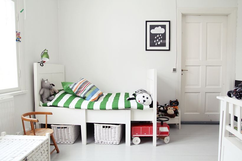 purchase cheap 62b95 c0ae8 Children's room - Vintage bed - My Second Hand Life | kids ...